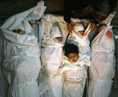 Israeli Massacres against Palestinians