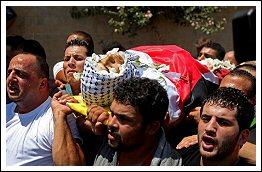 Israel assassinates three Palestinians in Qalandia (Click to see the album & videos)