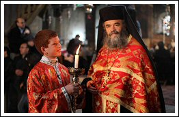 Orthodox Christians celebrate Christmas in Bethlehem - Jan 6, 2013 (Click to see the full album)