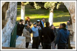 Settlers raid Al Aqsa Compound - Dec 31, 2012 (Click to see the full album)
