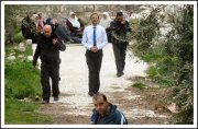 Israeli MK Moshe Feiglin storms al-Aqsa Mosque - Febr 5, 2013 (Click to see the full report and album)