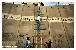 Second Friday of Ramadan under occupation in Palestine (Click to see the full album)