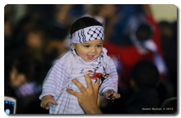 Palestine celebrates the homecoming of freed captives - Oct 30, 2013 (Click to see the full album)
