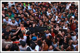 Israeli forces assassinate Islam al-Tubasi in Jenin refugee camp - Sept 17, 2013