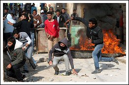Jan 1, 2013 Clashes in Tammoun after Israeli Raids (Click to see the full album)
