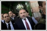 Lieberman's defilement of Ibrahimi Mosque  - Jan 14, 2013 (Click to see the full report and album with photos)