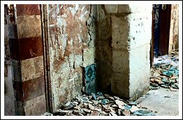Settlers attack on the Mosque of the Prophet Daud in Jerusalem - Jan 7, 2013 (Click to see the report and full album)