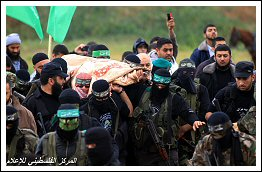 Umm Nidal Farahat died. Funeral in Gaza, March 17 2013 (Click to see the full album)