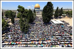 July 26, 2013 | Third Friday of Ramadan in occupied Palestine (Click to see the full album)