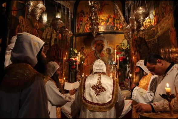 an analysis of the divine liturgy in sunday church masses The daily cycle of services the eucharistic liturgy - the service in which the church makes present the the divine liturgy of our holy father saint basil.