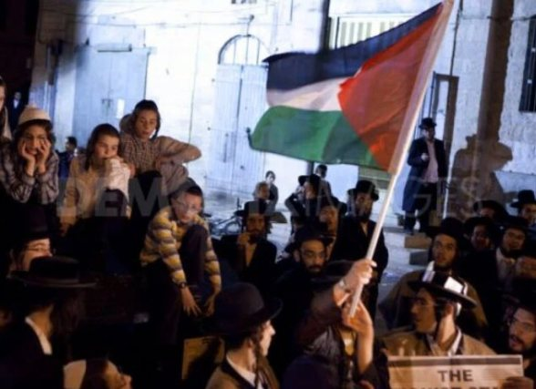 True Jews Against Israel for Palestine - 0a