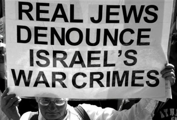 True Jews Against Israel for Palestine - 1