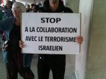 Stop collaboration with israeli terror #Roissy #LDJ #JDL | France