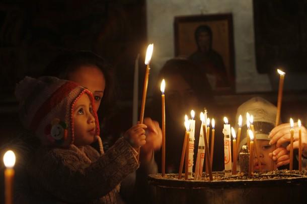 Церковь на рождество что делать