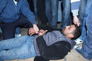 Palestine News & Info Agency - WAFA - Israeli Forces Arrest Youths, Assault Disabled in East Jerusalem