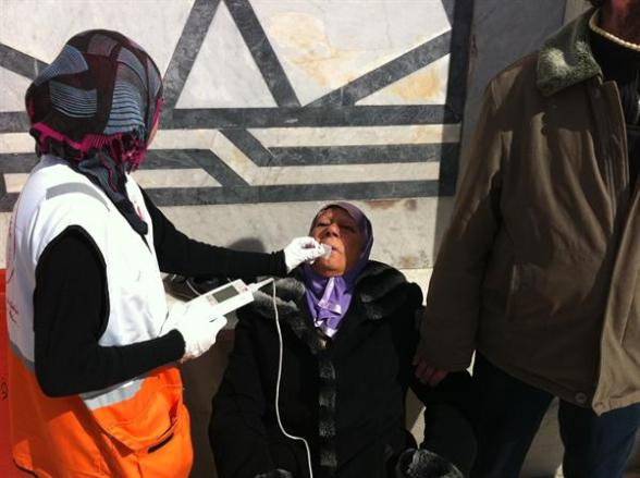 Clashes Al-Aqsa - WAFA Feb 24 2012
