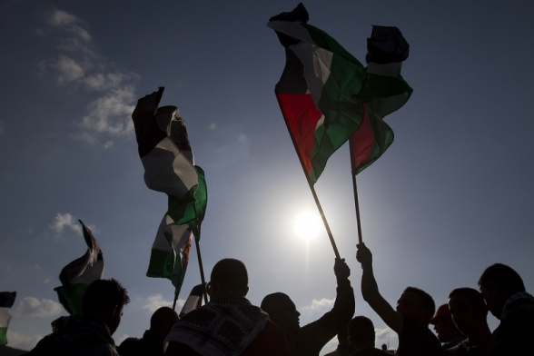 Land Day, which began in 1976, marks the day Israeli forces killed six Palestinians during a protest against Israeli occupation of what Palestinians consider to be their land. Palestinians around the world will commemorate Land Day with protests and demonstrations. Photo by DenverPost