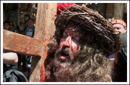 Easter 2011: Celebration under Occupation - YouTube