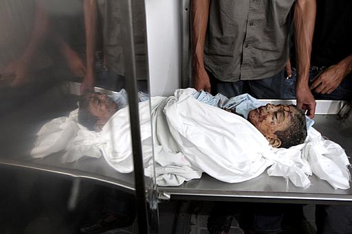 Shaheed Muatazz al-Sawwaf, 6 years old June 23, 2012