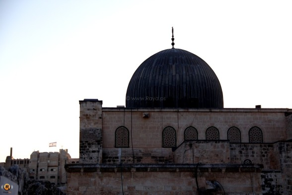 Al Quds. August 14, 2012 - Photo by Raya.ps