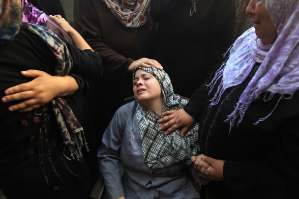 Mahmud Hams / AFP - Getty Images