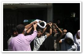 July 7 attacks Gaza Under Attack Photo Album July 7 2014