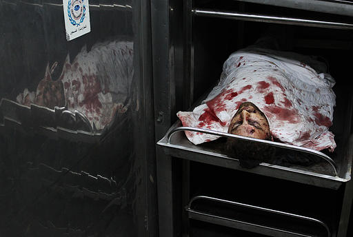 Oct 24, 2012 - Photo via Al Qassam Website