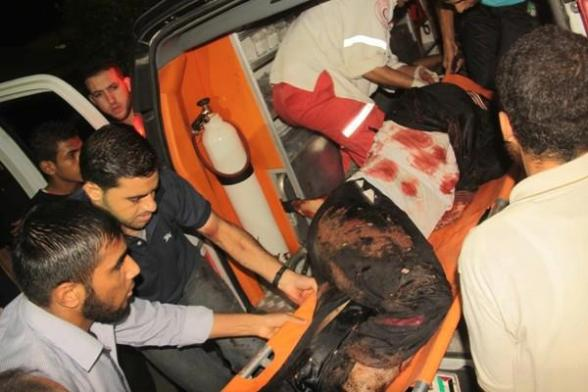 Gaza Under Attack Oct 24, 2012 | Photos by QNN Media