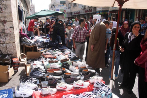 Oct 25, 2012 | - Bethlehem markets ahead of Eid al-Adha Photo: Ahmed Mazhar/WAFA