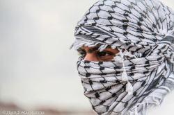 Weekly Demo in Bilin - Nov 9, 2012 Photo by Hamde Abu Rahmah