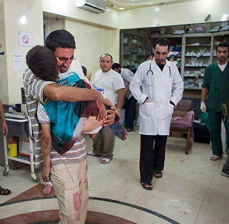 Gaza Nov 14, 2012 Photo via @WalaaGH