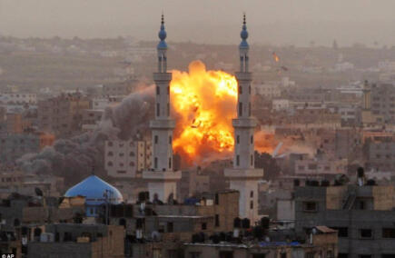 Gaza Under Attack - Nov 19, 2012