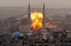 Gaza Under Attaclk Nov 19, 2012 proxy