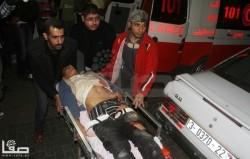 Gaza Under Attack, Nov 10, 2012 - Photo by Safa.ps