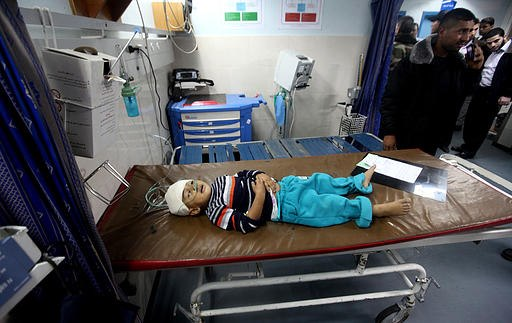 Nov 14 2012 Gaza Under Israel Attack  182552_304572439652700_136449967_n