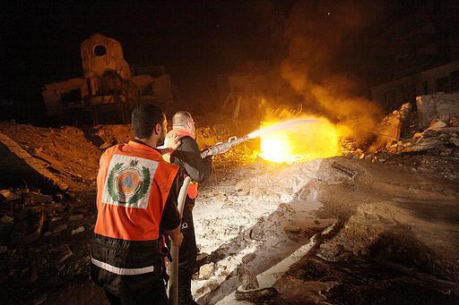 Nov 14 2012 Gaza Under Israel Attack  486186_304571846319426_562860714_n