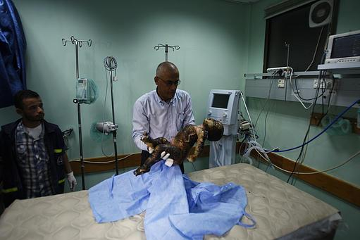 Nov 14 2012 Gaza Under Israel Attack  561641_304572322986045_781554498_n