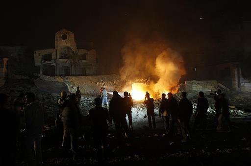 Nov 14 2012 Gaza Under Israel Attack  61212_304572562986021_243412529_n