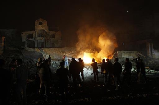 Nov 14 2012 Gaza Under Israel Attack  61212_304572562986021_243412529_n