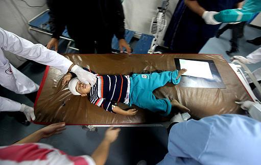 Nov 14 2012 Gaza Under Israel Attack  67817_304572502986027_524293867_n