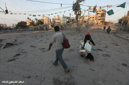 Nov 19 2012 Gaza Under Attack Israel