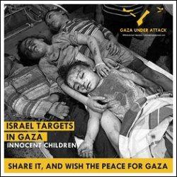Nov 19 2012 Live blog Gaza Under Attack