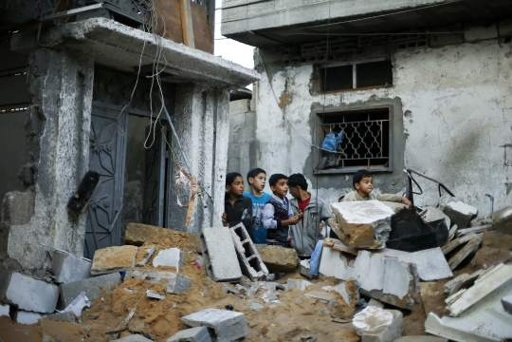 Devastation in Gaza Nov 20, 2012 Photo by The Insider
