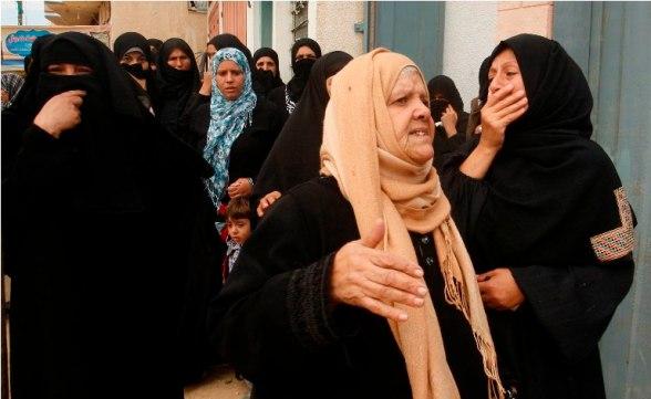 Funeral of child shaheed 13 year old Hamid Younis Abu Dagka  in Gaza - Nov 9, 2012