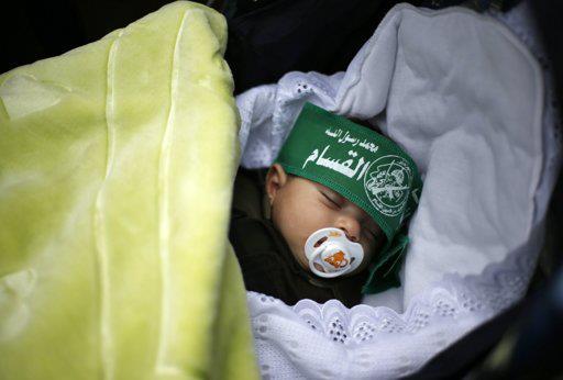 Celebrations in Gaza Dec 8, 2012 - Photo via Paldf (Click for the full album)