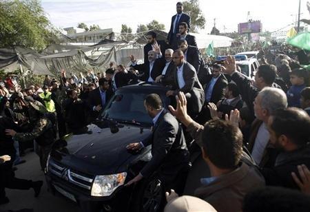Photo by Ibraheem Abu Mustafa / Reuters/