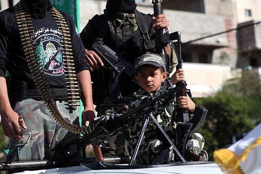 Celebrations in Gaza, Dec 8, 2012 Photo via Paldf