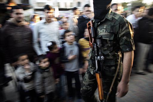 Photo by Ezzedeen Al Qassam Brigades