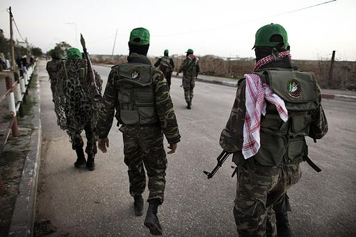 Photo by Ezzedeen Al Qassam Brigades