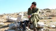 Dec 17 2012 Israel soldier chase away shephers and flocks 220919_10151134164256986_2086988521_o